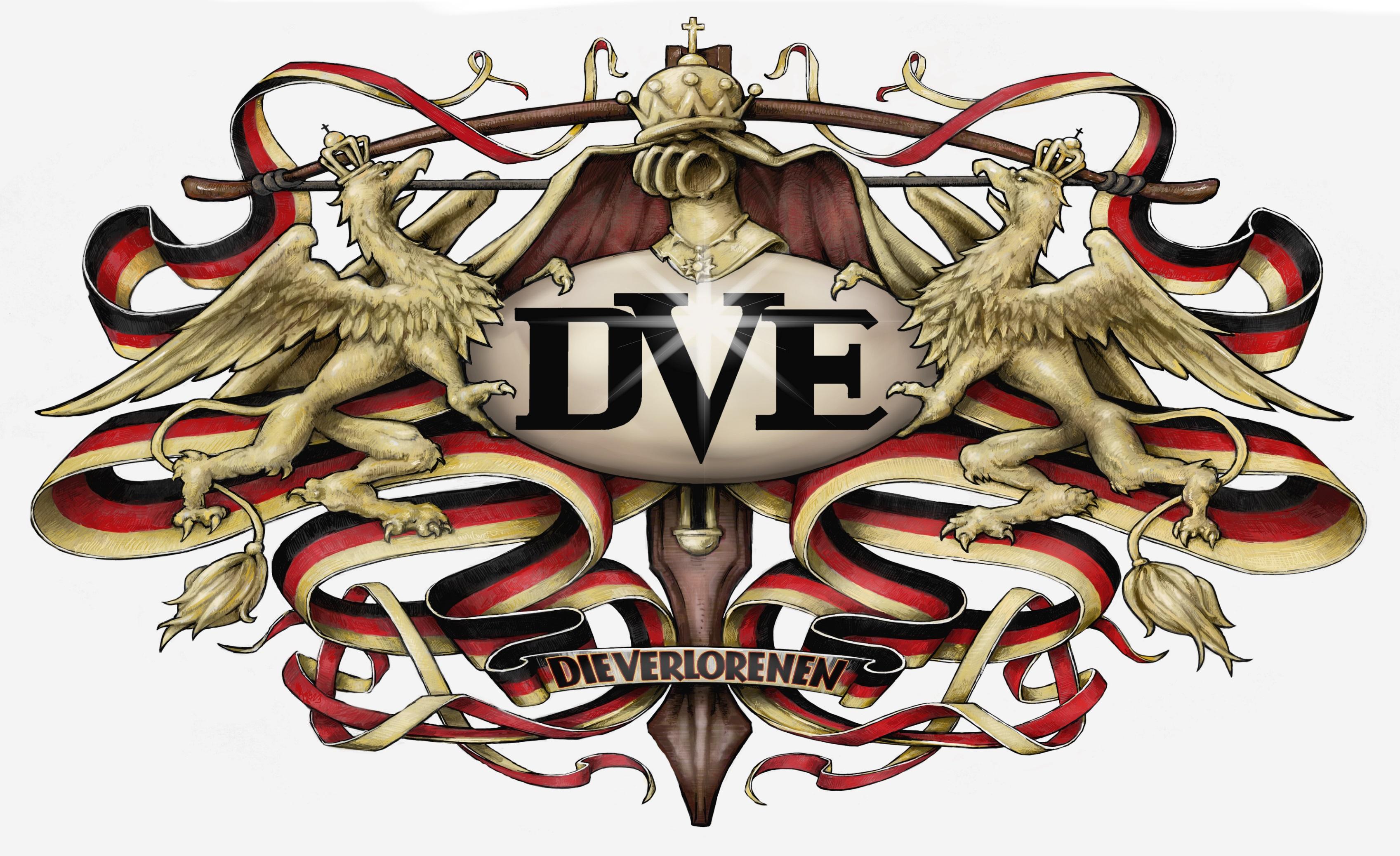 DVE - Die Verlorenen - Emblem